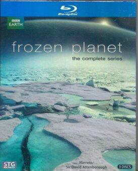 Boomerang Frozen Planet The Complete Series (Narrator Sir David Attenborough) (BD 3 Disc Box Set)