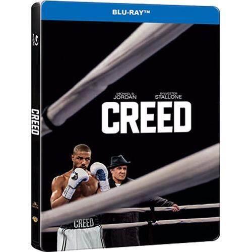 ครี้ด บ่มแชมป์เลือดนักชก /Creed Blu-Ray Steelbook image