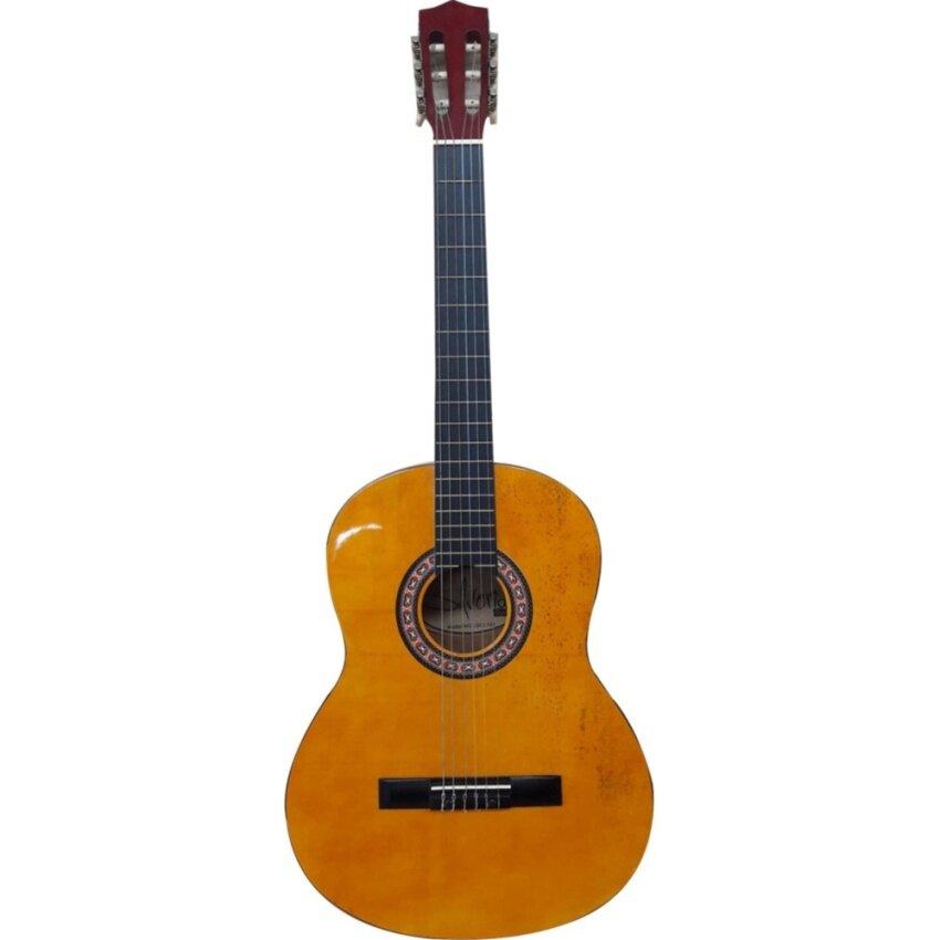 Guitar กีต้าร์โปร่ง คลาสสิค40 นิ้ว รุ่น A7