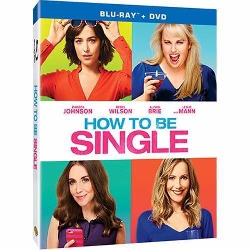 ฮาว-ทู โสด แซ่บ /How to Be Single DVD-vanilla