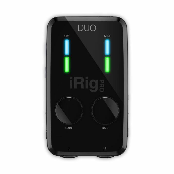 IK Multimedia ik iRig Pro Duo