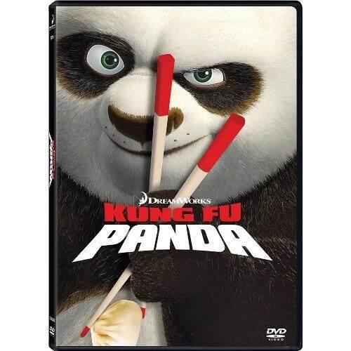 Kung Fu Panda (SE)/กังฟูแพนด้า (สากล-ปกใหม่) DVD