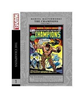 Marvel Masterworks: The Champions Vol. 1: Vol. 1 - intl
