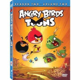 Media Play Angry Birds Toons Season 2 Vol.2/แองกรีเบิร์ดส์ตูนส์ ปี2 ชุด 2 (ตอนที่ 14-26) DVD