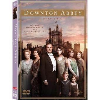 Media Play Downton Abbey Season 6/กลเกียรติยศ ปี 6 DVD