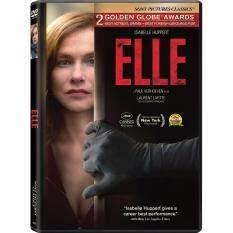 Media Play Elle แอล แรง ร้อน ลึก DVD image