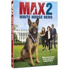Media Play Max 2: The White House Hero (DVD) แม๊กซ์ 2 เพื่อนรักสี่ขา ฮีโร่แห่งทำเนียบขาว image