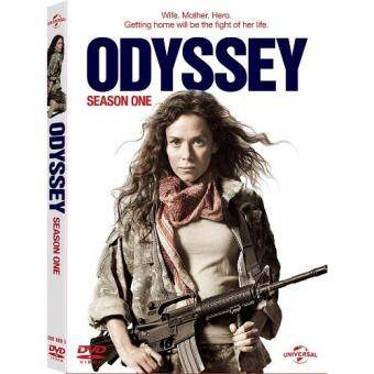Media Play ODYSSEY : Season 1/ล้วงแผนวินาศกรรมข้ามแผ่นดิน ปี 1 DVD