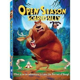 Media Play Open Season : Scared Silly/คู่ซ่า ป่าระเบิด: ตะลุยป่าล่าอสุรกาย DVD