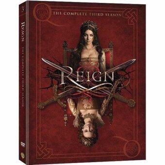Media Play Reign The Complete 3rd Season/ควีนแมรี่ ราชินีสองบัลลังก์ ปี 3 DVD