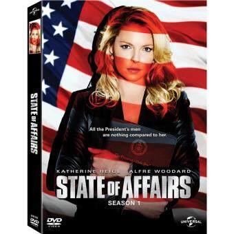 Media Play State Of Affairs: Season 1 Set (13 Episodes)/แผนวินาศกรรมถล่มมาตุภูมิ ปี1
