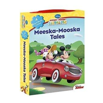 Mickey Mouse Clubhouse Meeska Mooska Tales: Board Book Boxed Set (Disney Mickey Mouse Clubhouse) - Intl