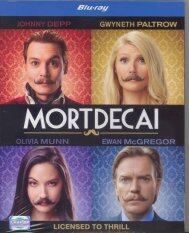 Mortdecai / มอร์เดอไค สายลับ พยัคฆ์รั่วป่วนโลก (Blu-ray)