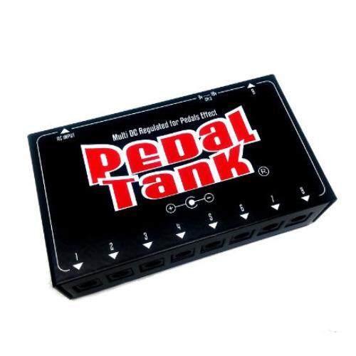 PedalTank Multi DC Regulated ตัวจ่ายไฟสำหรับเอฟเฟกต์ก้อน