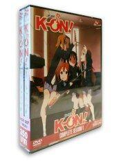 Pyramid DVD เค-อง ซีซั่น1(แผ่น1-7) : K-ON Complete Season1 (2ภาษา) image