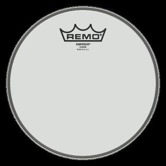 "Remo หนังกลอง 8"" รุ่น Emperor Clear"