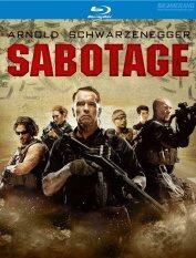 Sabotage /คนเหล็กล่านรก (Blu-ray)