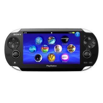 Sony PS VITA - รุ่น PCH-1100 3G/WFI (เมมโมรี่ 8 GB + ฟิล์มกันรอย)