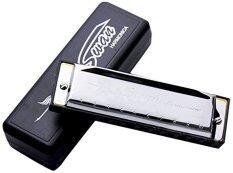 Swan 030500-SW Blues Diatonic Key of C Harmonica - intl