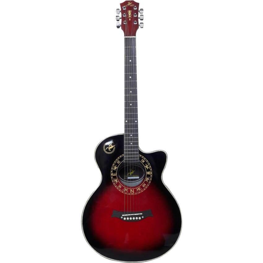 Swift Guitar กีต้าโปร่ง 40 นิ้ว รุ่น A1