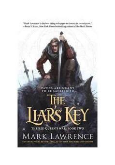 The Liar's Key (Red Queen's War) - intl