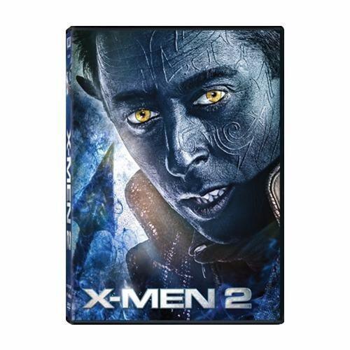 X-เม็น 2 (สากล-ปกใหม่)/X-Men 2 (SE) DVD