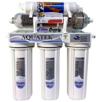 Aquatek เครื่องกรองน้ำ Alkaline Silver 5 ขั้นตอน image