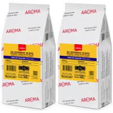 ขาย Aroma OK ESPRESSO BLEND (2 ซอง , 1 กิโลกรัม)