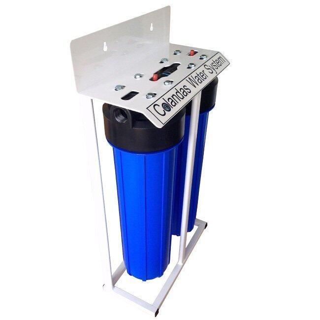 แนะนำ Colandas เครื่องกรองน้ำ BigBlue 2 ขั้นตอน รุ่น CO02BB (blue) ราคาประหยัด