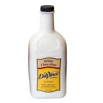 Davinci White Chocolate Sauce DVC-S-W