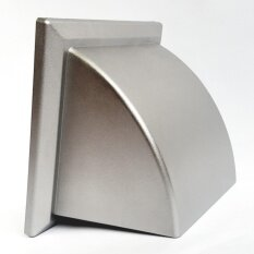GFLOW หน้ากากท่อระบายอากาศฝาครอบโค้ง ท่อ 5