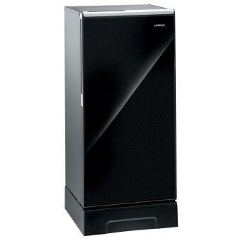 Hitachi ตู้เย็น 1 ประตู - รุ่น R-64VG3 6.6 คิว สีดำ
