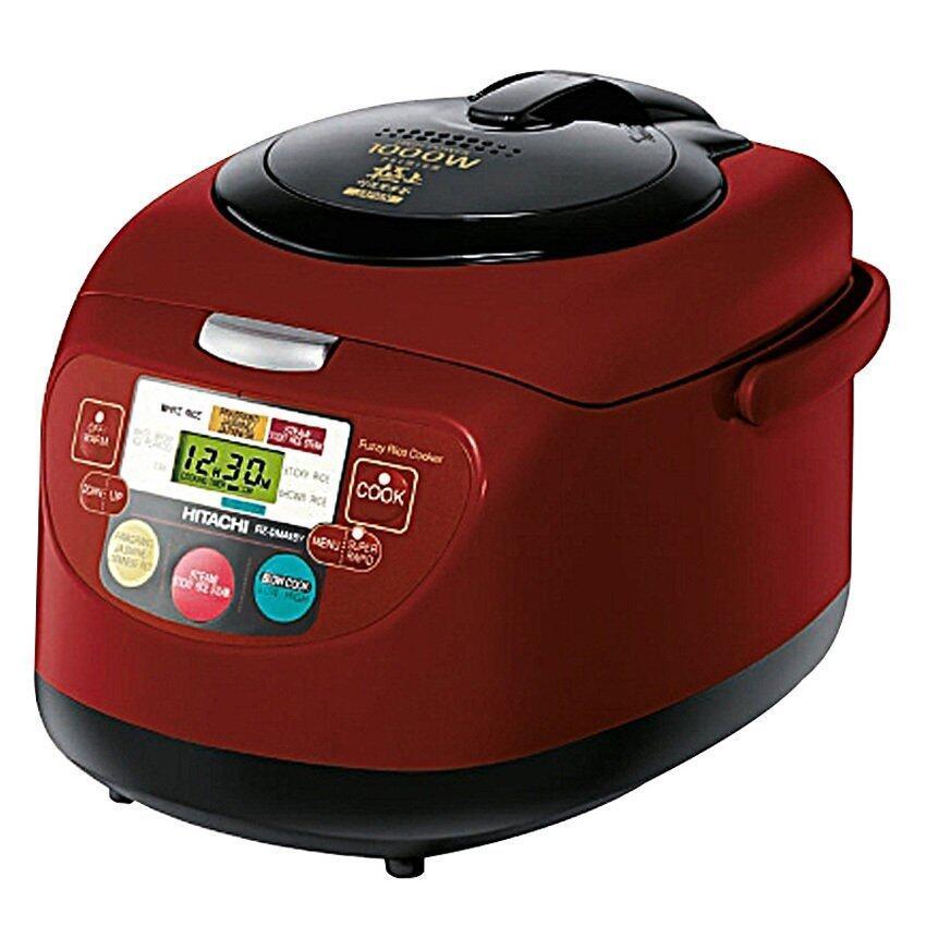 Hitachi หม้อหุงข้าว 1.0 ลิตร - รุ่น RZ-DMA10 สีแดง ...