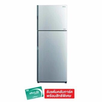 HITACHI ตู้เย็น 2 ประตู 13.1Q รุ่น RV380PZ SLS