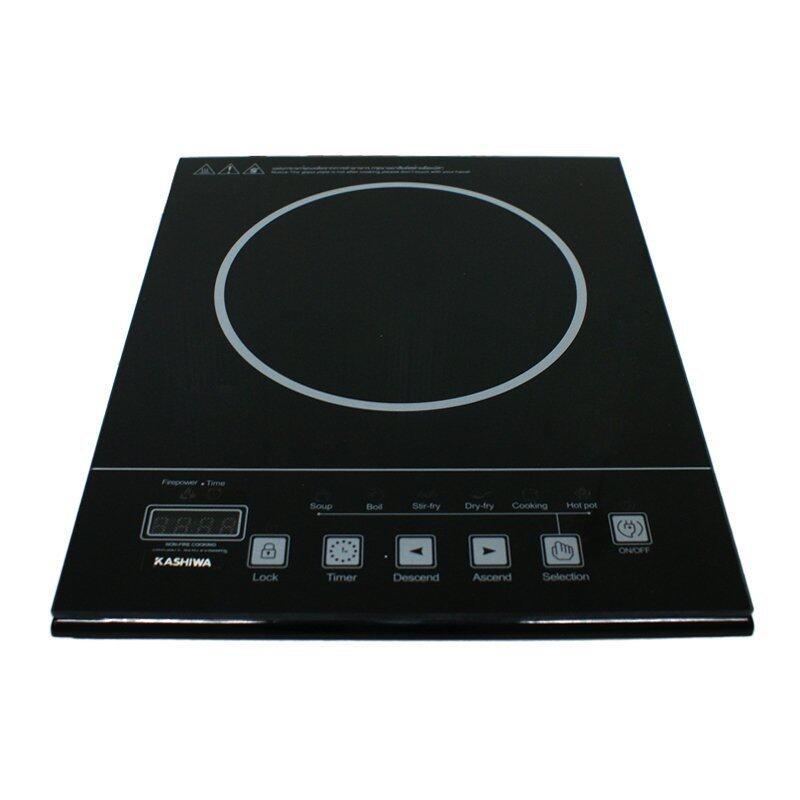 ด่วน KASHIWA เตาแม่เหล็กไฟฟ้าระบบสัมพผัส 1300w รุ่น WP-2000  ลดราคา