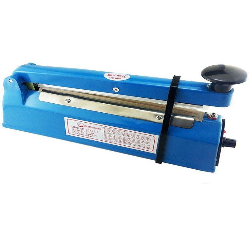 MAX WELL เครื่องซีล ปากถุง ขนาด 12 นิ้ว ISO 9002 ...