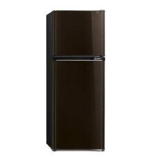 MITSUBISHI ตู้เย็น 2 ประตู 8.4Q รุ่น MR-FV25EJ (Brown)