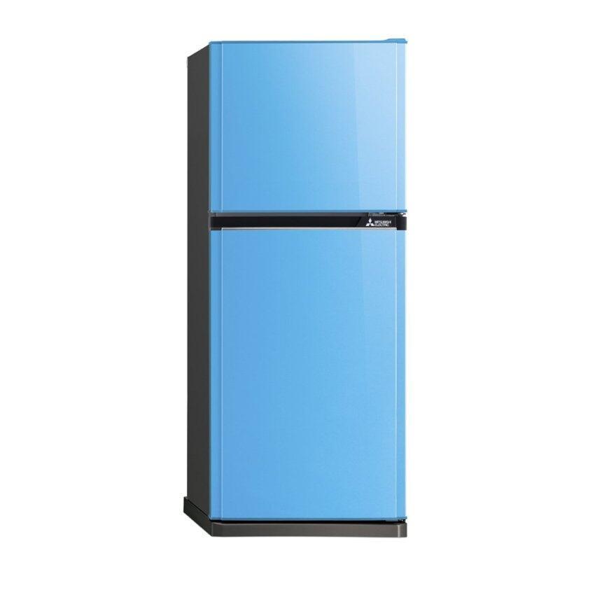 Mitsubishi ตู้เย็น 2 ประตู รุ่น MRFV25KBL 8.2 คิว (สีน้ำเงิน)