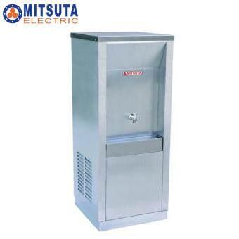 MITSUTA ตู้ทำน้ำเย็น สแตนเลส (1ก๊อก) รุ่น MWC-1V - Silver