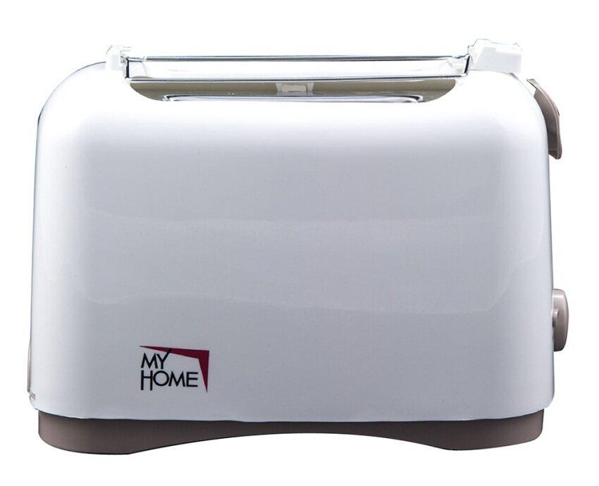 My Home เครื่องปิ้งขนมปัง รุ่น TL-128 - White