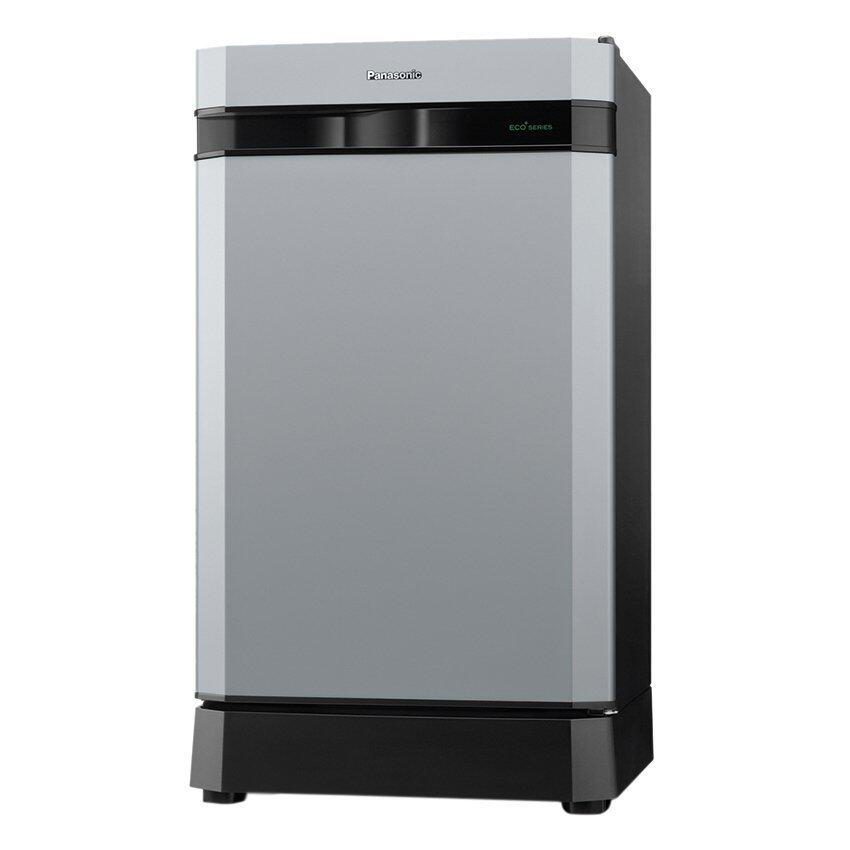 Panasonic ตู้เย็น 1 ประตู ขนาดุ 138 ลิตร / 4.9 คิว รุ่น NR-AH146R-H – สีเทา