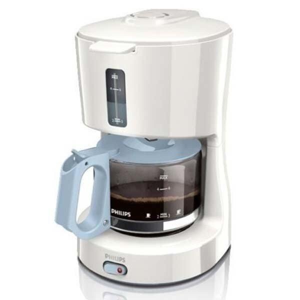 Philips HD-7450 Coffee Maker (WHITE)
