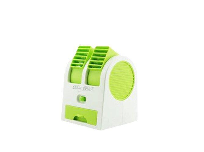 Smart Like พัดลมไอน้ำพกพา (สีเขียว)