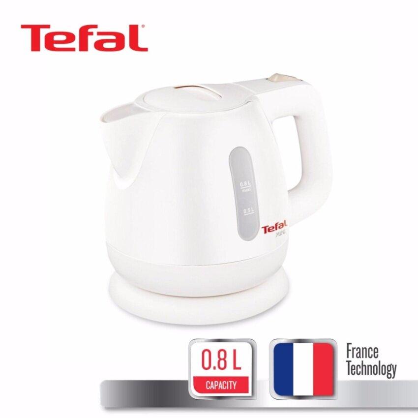 TEFAL กาต้มน้ำไฟฟ้า ขนาดความจุ 0.8 ลิตร รุ่น BF812121 -White