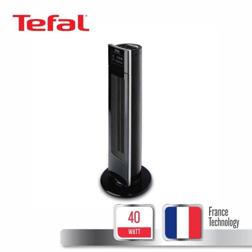 TEFAL Tower Fan พัดลมทาวเวอร์ รุ่น VU6525 -Black