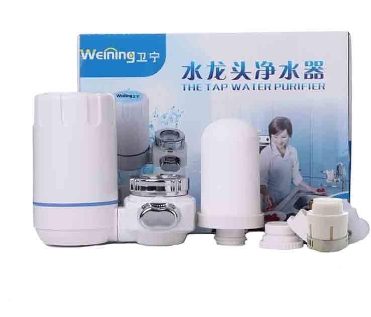 แนะนำ TOKAI Easy Drink The Tab Water Purifier เครื่องกรองน้ำใช้ติดหัวก๊อก- ไส้กรองเซรามิคใหญ่ ราคาประหยัด
