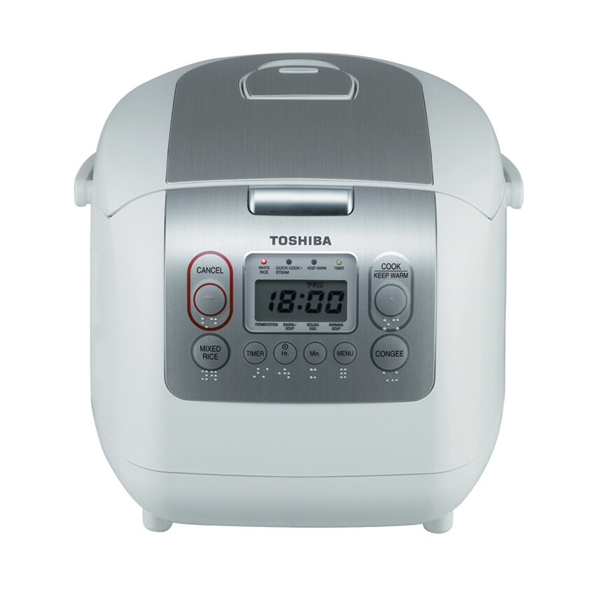 TOSHIBA RC-18NMF RICE COOKER 1.8L(COMP) ...