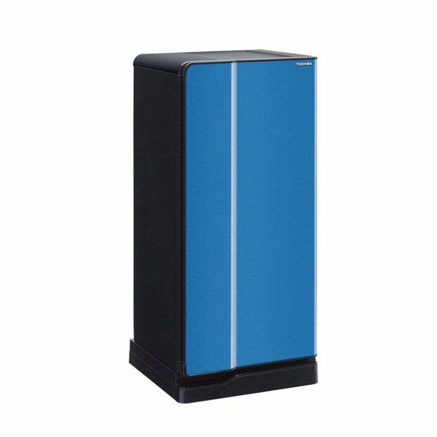 Toshiba ตู้เย็น 1 ประตู รุ่น Curve (GR-B145ZN) 5.0 คิว