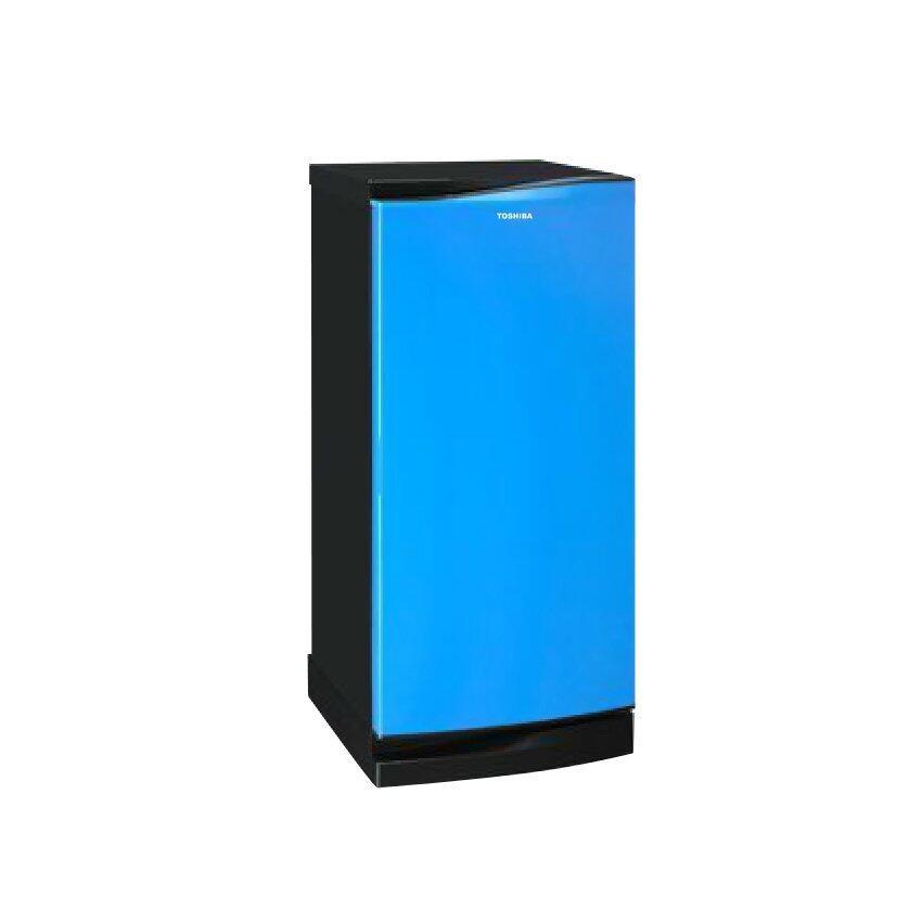 TOSHIBA ตู้เย็น 1 ประตู - รุ่น GR-B187T 6.6คิว สีฟ้า