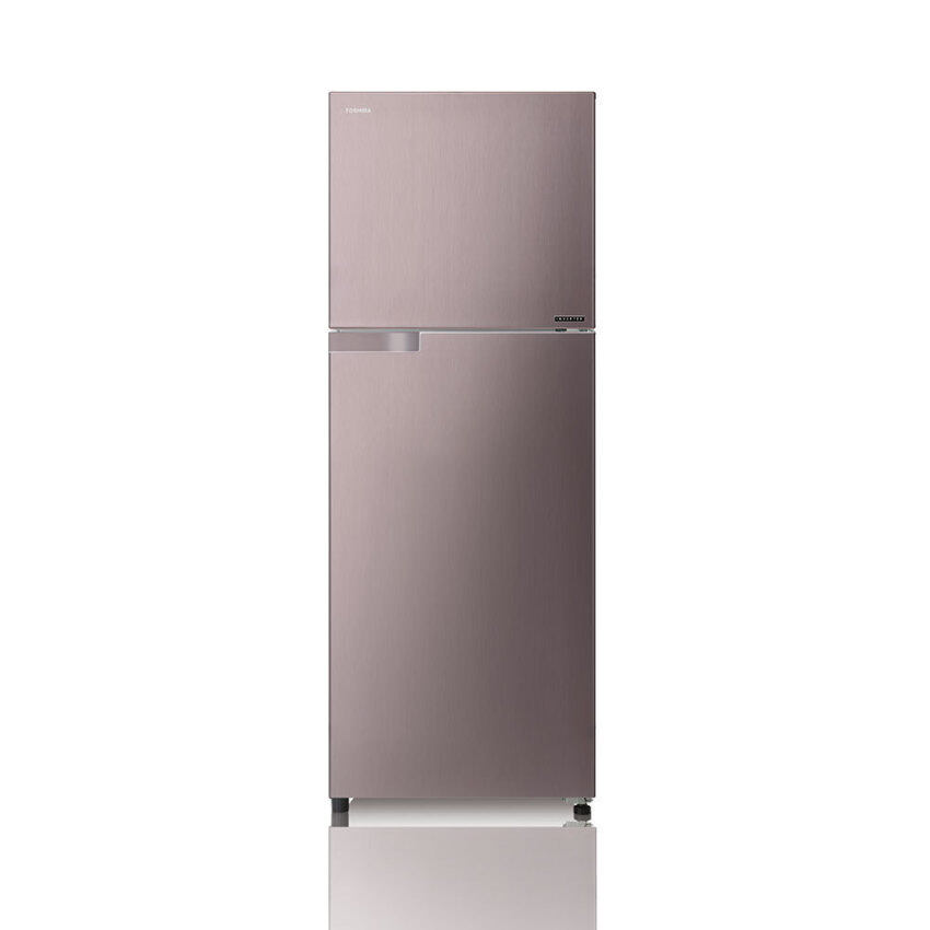 Toshiba ตู้เย็น 2 ประตู 11.9 คิว รุ่น GR-T36KBZ Inverter (Silver)